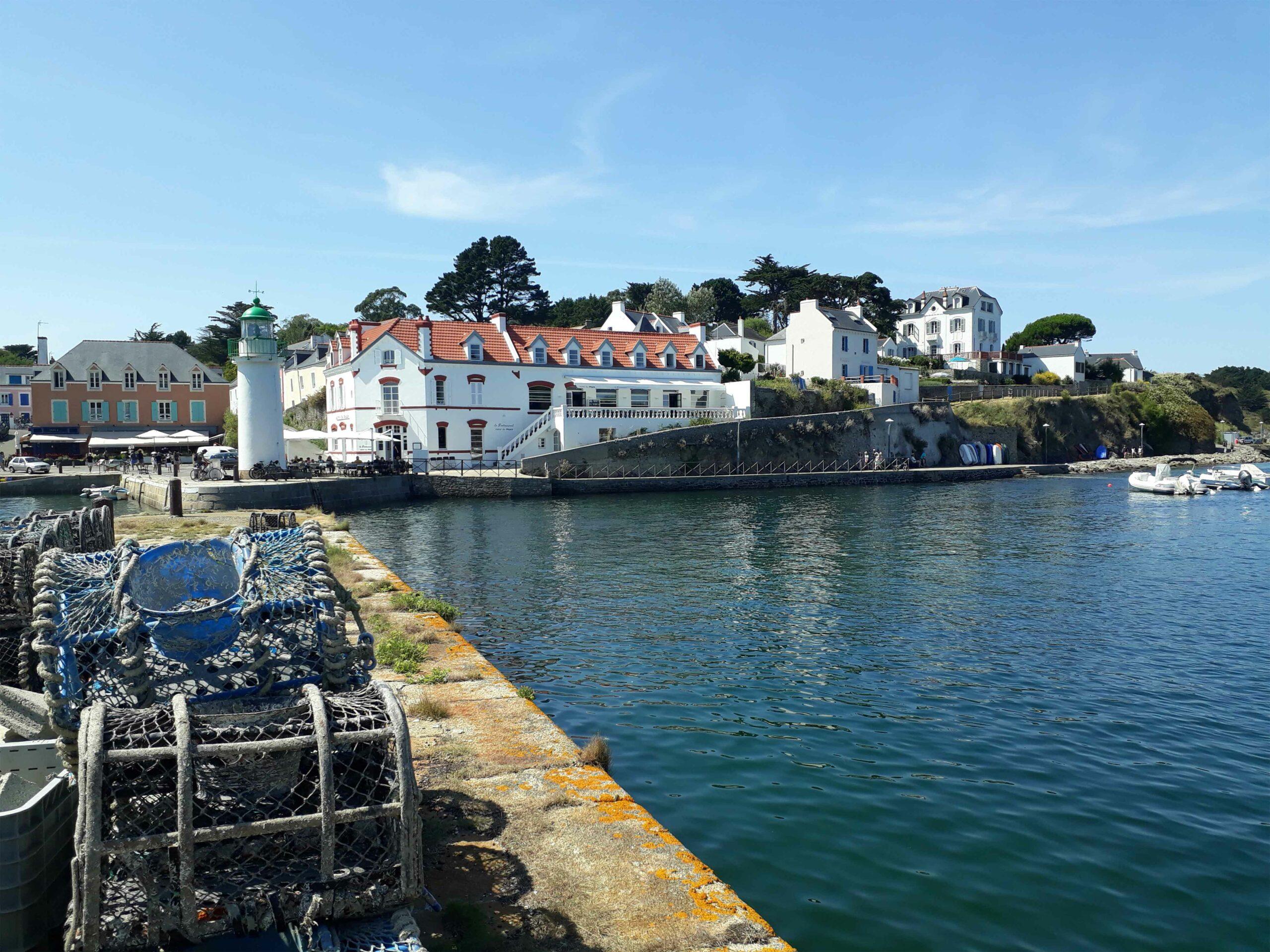 Un port breton
