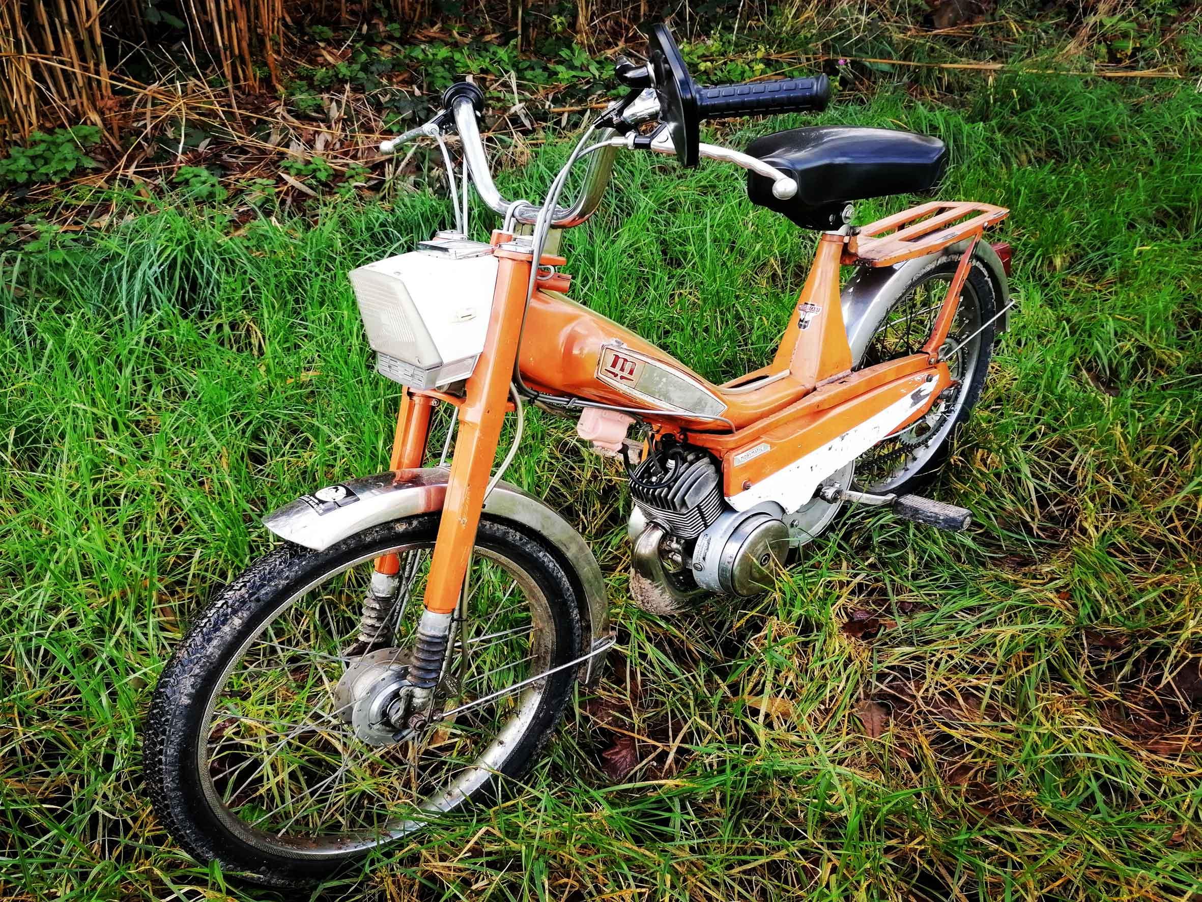 Motobécane AV 40